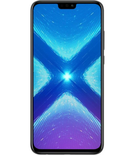 Honor 8X Dual Sim - 64 GB - 4 GB Ram - 4G Black