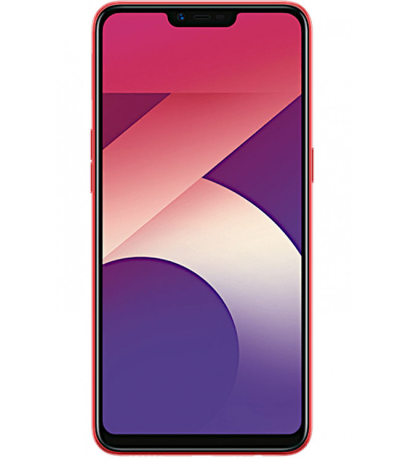 Oppo A3S - Dual 4G LTE Sim - 16gb - 2gb - Red